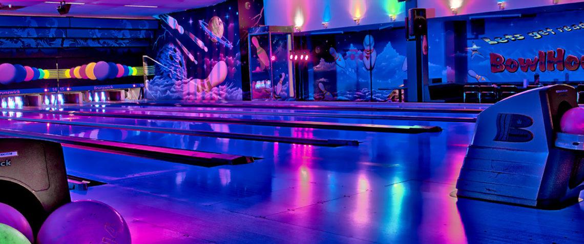Cosmic Bowling - Disco Bowling