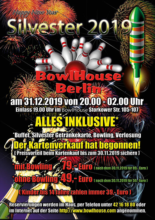 Silvesterparty 2019